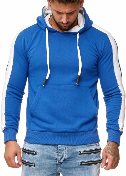 Code47 Herren Sweatshirt Hoodie Pullover Kapuzenpullover Modell 1212