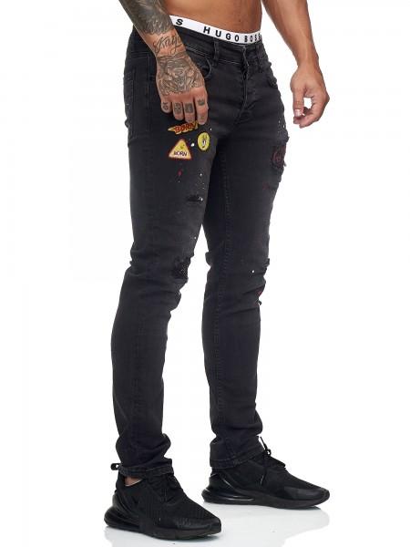 Jeans Skinny FR212C