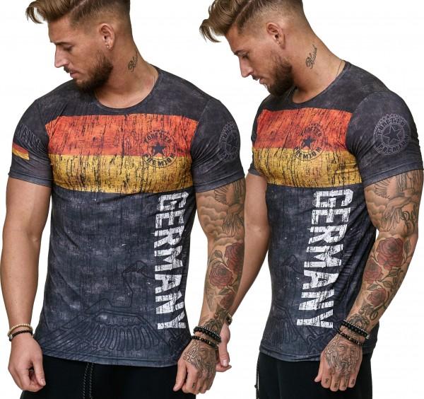 Deutschland Germany WM Shirt