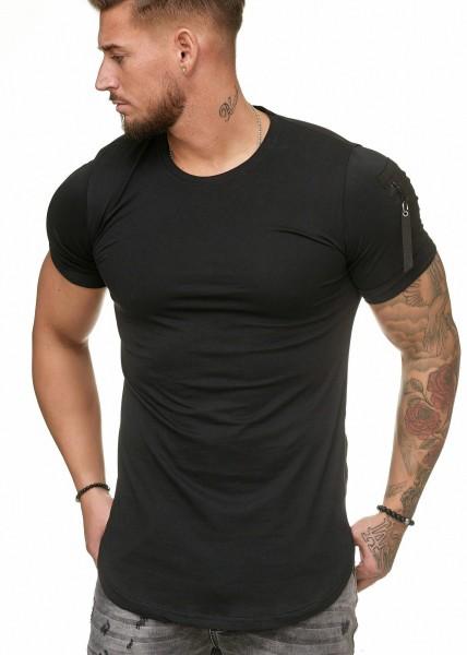 Oversize Shirt Zipper- Slim Fit