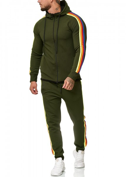 Code47 Herren Jogginganzug Sportanzug Modell 1244
