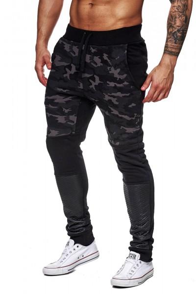 Jogginghose Camouflage 654