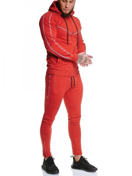 Code47   Herren Trainingsanzug   Jogginganzug   Sportanzug   Jogging Anzug   Hoodie-Sporthose   Jogg
