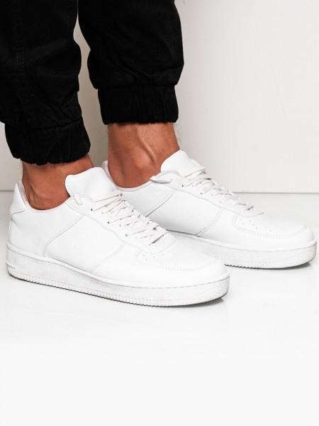 Code47 Herren Sneaker Freizeitschuh Straßenschuh Laufschuh Casual Lederoptik Modell SH-1013C