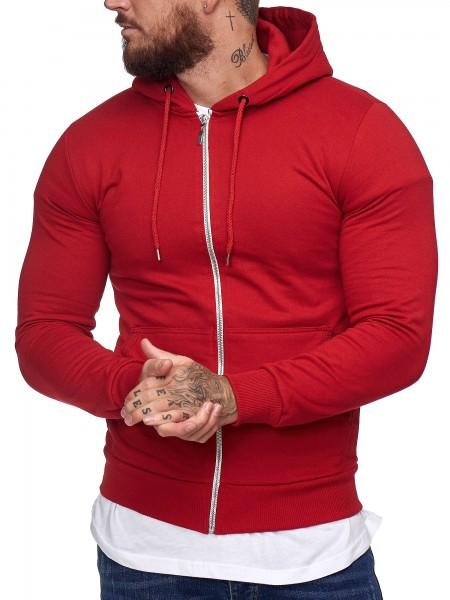 Code47 Herren Pullover Sweatshirt Longsleeve Langarm Hoodie Modell 1076