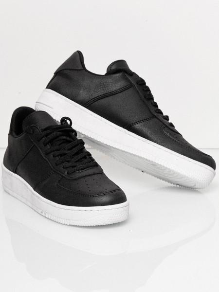 Code47 Herren Sneaker Freizeitschuh Straßenschuh Laufschuh Casual Lederoptik Modell SH-1012C