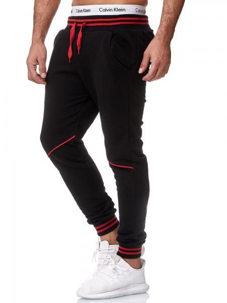Code47 Herren Jogging Hose Jogger Streetwear Sporthose Modell 1316