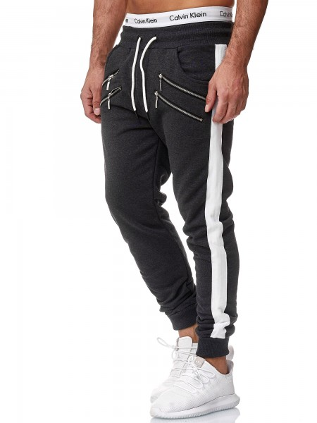 Code47 Herren Jogging Hose Jogger Streetwear Sporthose Modell 1313