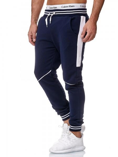 Code47 Herren Jogging Hose Jogger Streetwear Sporthose Modell 1317