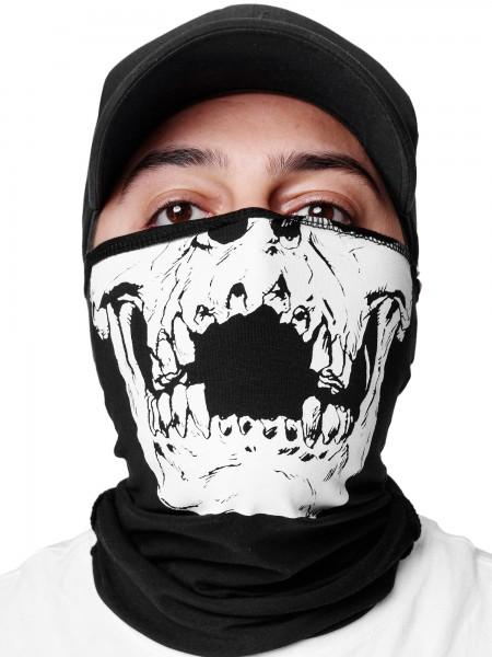 Gesichtsschutz Halstuch Bedruckt Biker Schal Ski Motorrad Gesichtsmaske